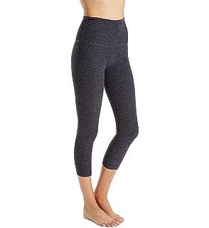 2c75fdb1d4 Amazon.com: Beyond Yoga Women's Spacedye High Waist Midi Leggings ...