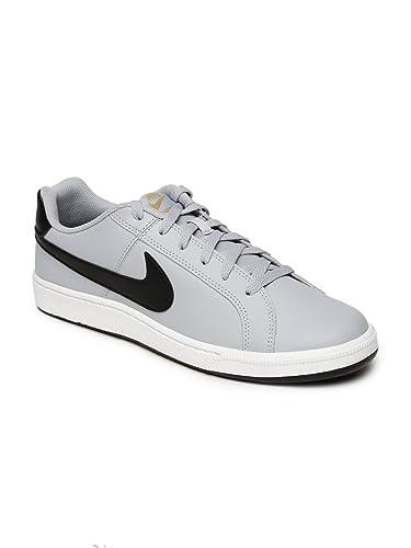 Nike Men's Court Royale Grey Sneakers (9 UK/INDIA)