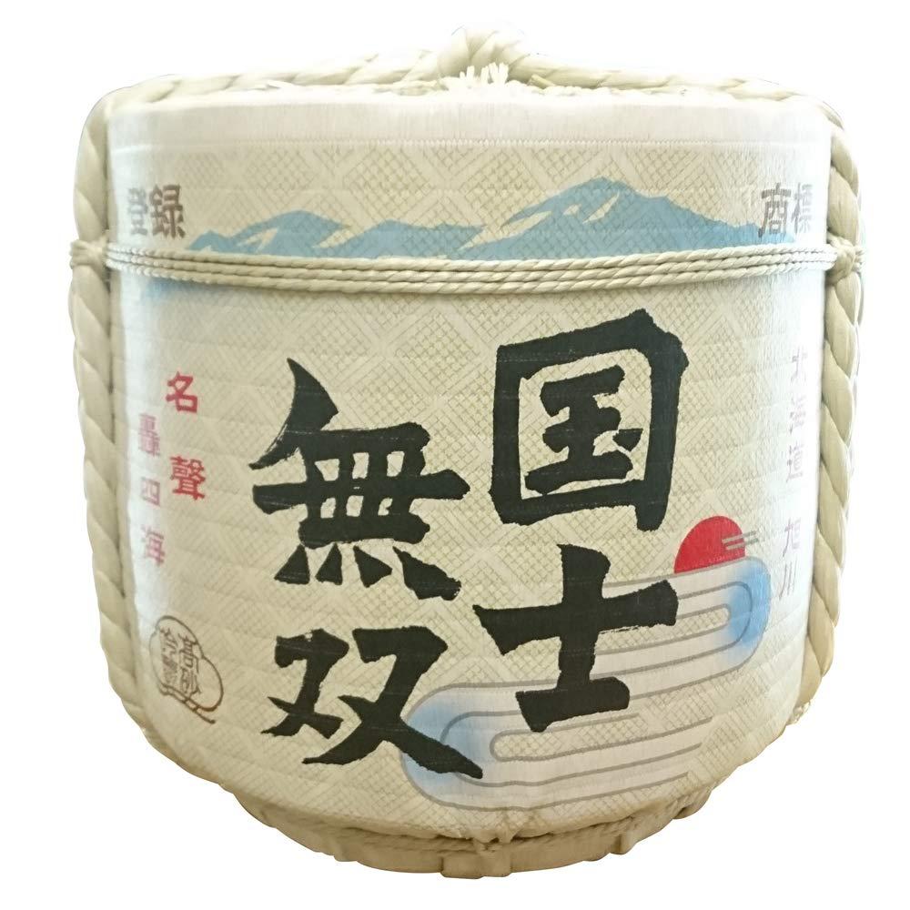Replica Sake Barrel Kokushimuso(18L Size) Japanese Traditional Crafts.