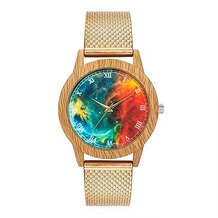 Amazon.com  Aobiny Wood Watch 86273fe18e