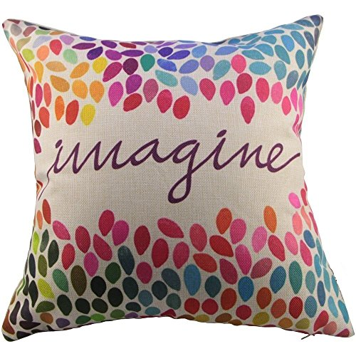 Oliasports Imagine Cotton Decorative Cushion