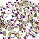 1440 pcs (Factory Pack) Crystal AB (001 AB) Swarovski NEW 2088 Xirius 20ss Flat backs Rhinestones 5mm ss20