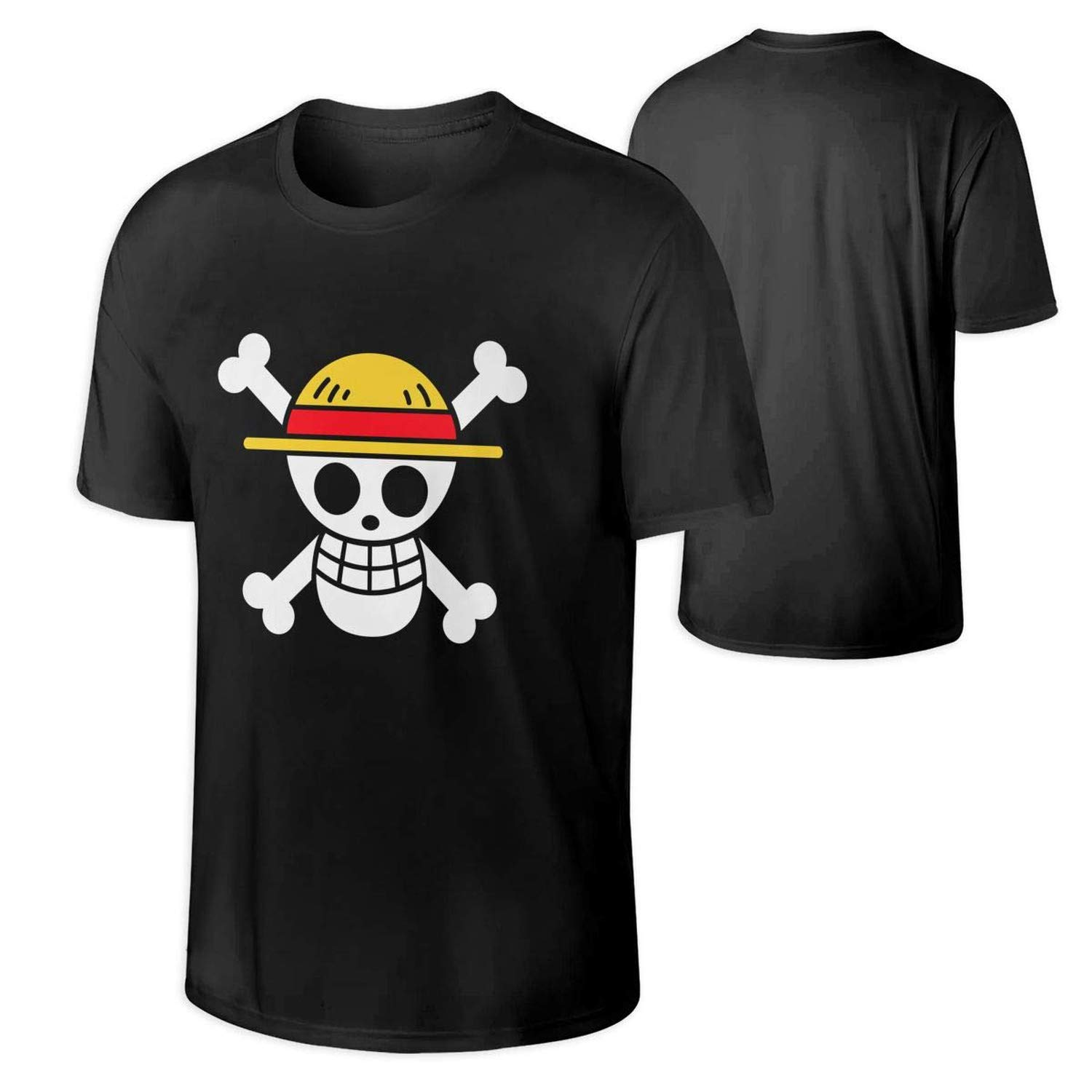 One Piece Logo Classic Hip Hop Music Band Short Sleeves T 5684 Shirts