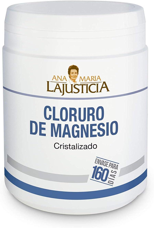 Ana Maria Lajusticia - Cloruro de magnesio, envase para 160 días ...