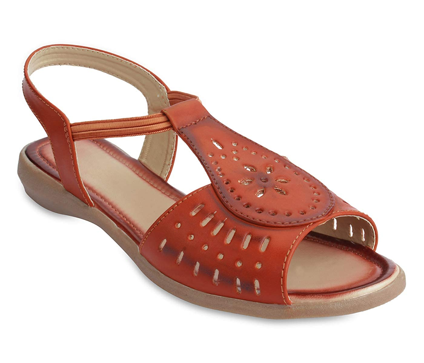 40146c8a106 peterpapa Casual Sandals for Women - Fashionable   Comfortable Sandals for  Girls  Buy Online at Low Prices in India - Amazon.in