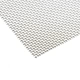 TIMESETL 3pcs Stainless Steel Woven Wire 20 Mesh