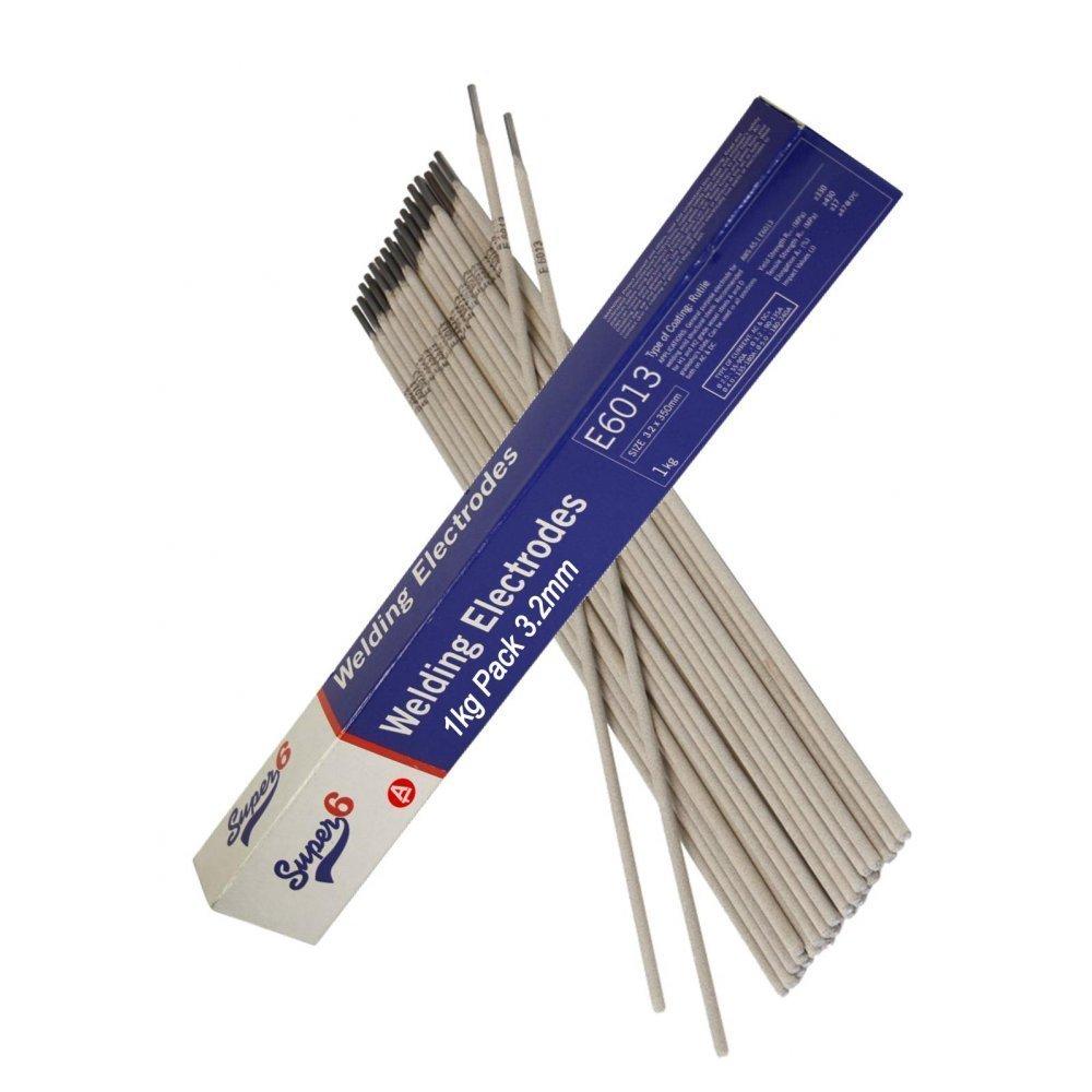 Arc Welding Welder Electrode Rod 1 Kg Kilo Mild Steel 3.2 mm Type 6013 WG//7398