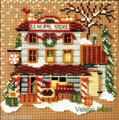 Believe 2011 Cross Stitch Kit Mill Hill 2011 Buttons /& Beads Winter