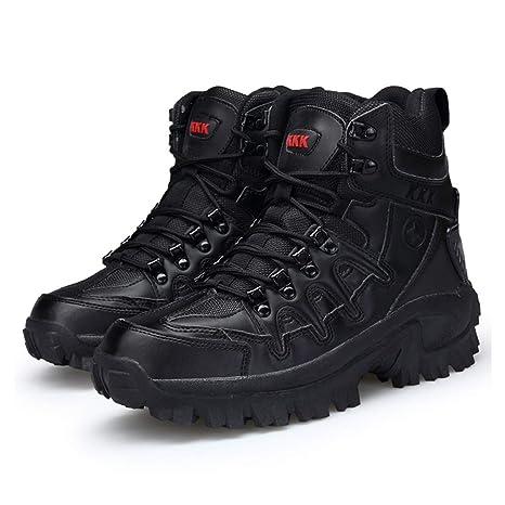 18adff386da23 Amazon.com: Giles Jones Men's Hiking Boots Breathable Anti-Slipping ...