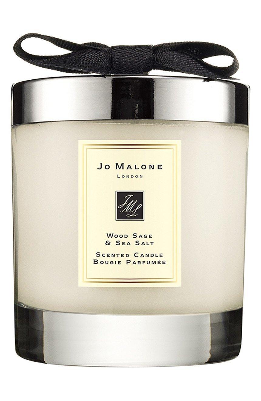 JO MALONE LONDON Wood Sage & Sea Salt Home Candle 200g.
