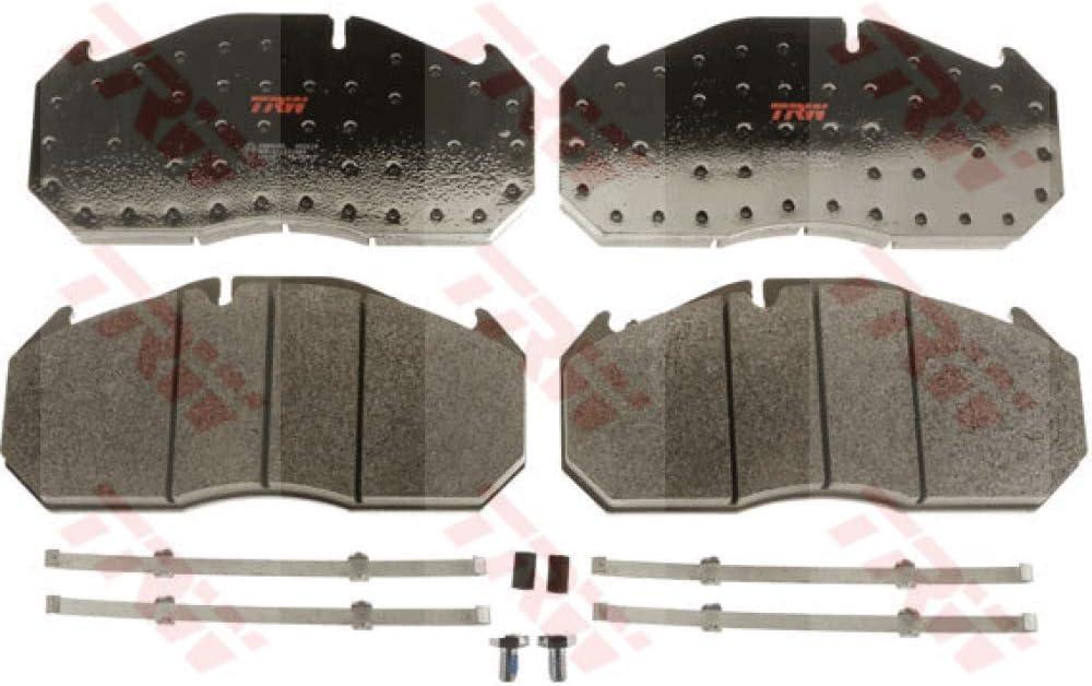 TRW GDB5065 Bremsbelagsatz Scheibenbremse 4-teilig