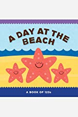 A Day at the Beach: A Book of 123s Board book