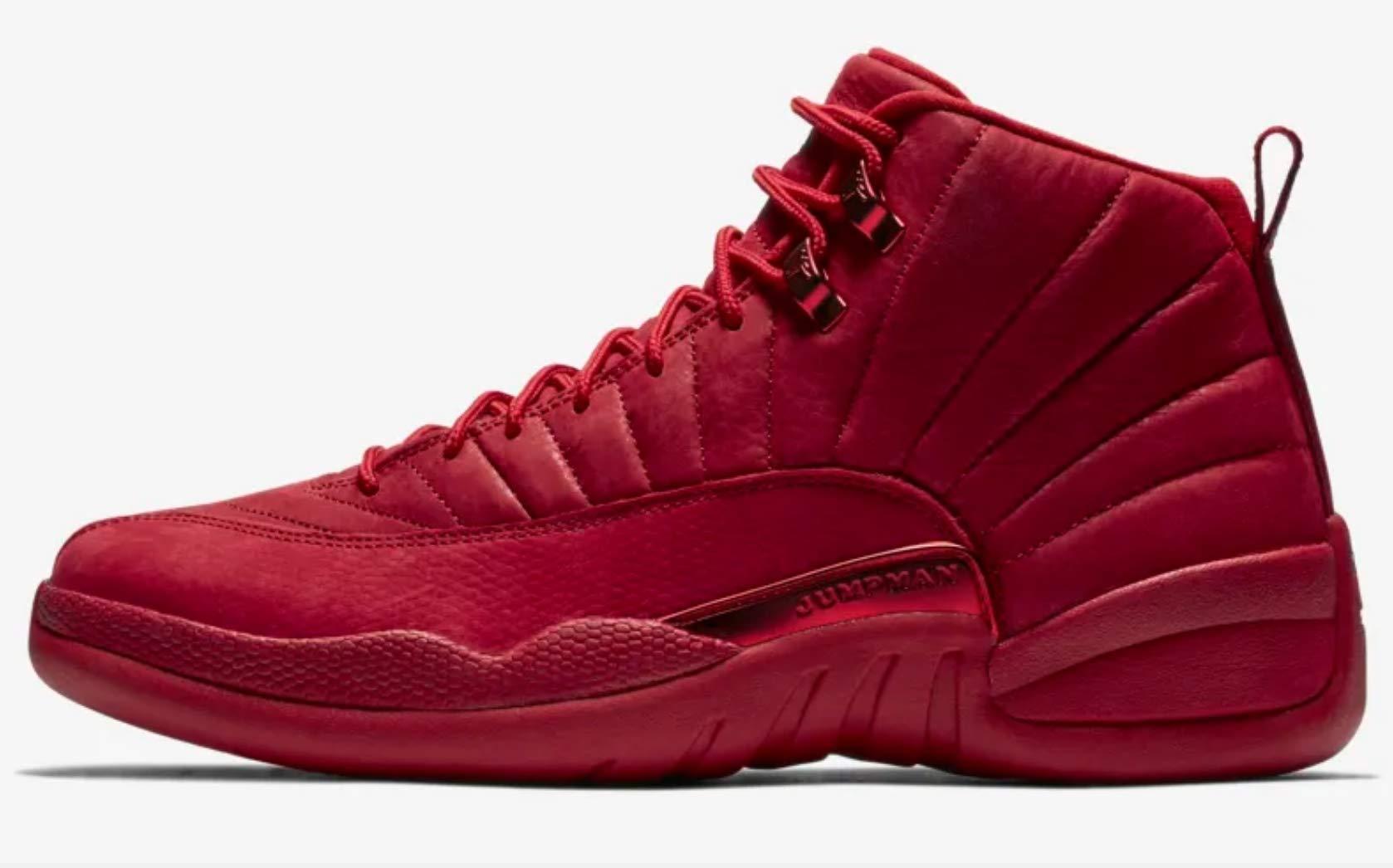 uk availability c9fc3 b27f0 Galleon - Nike Mens Air Jordan 12 Retro Basketball Shoe (8)