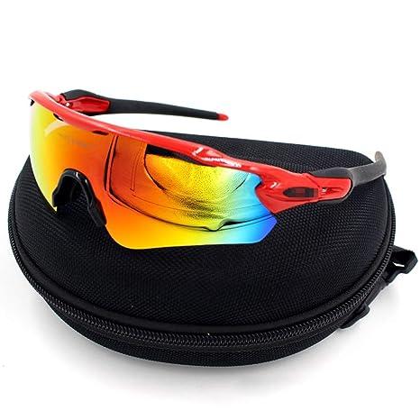 M.Y.D Gafas de sol polarizadas para deportes Gafas para ...