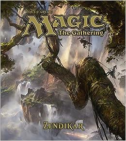 Tout l'art de Magic, Zendikar