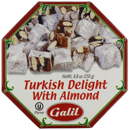 Galil Turkish Delight Octagon Almond
