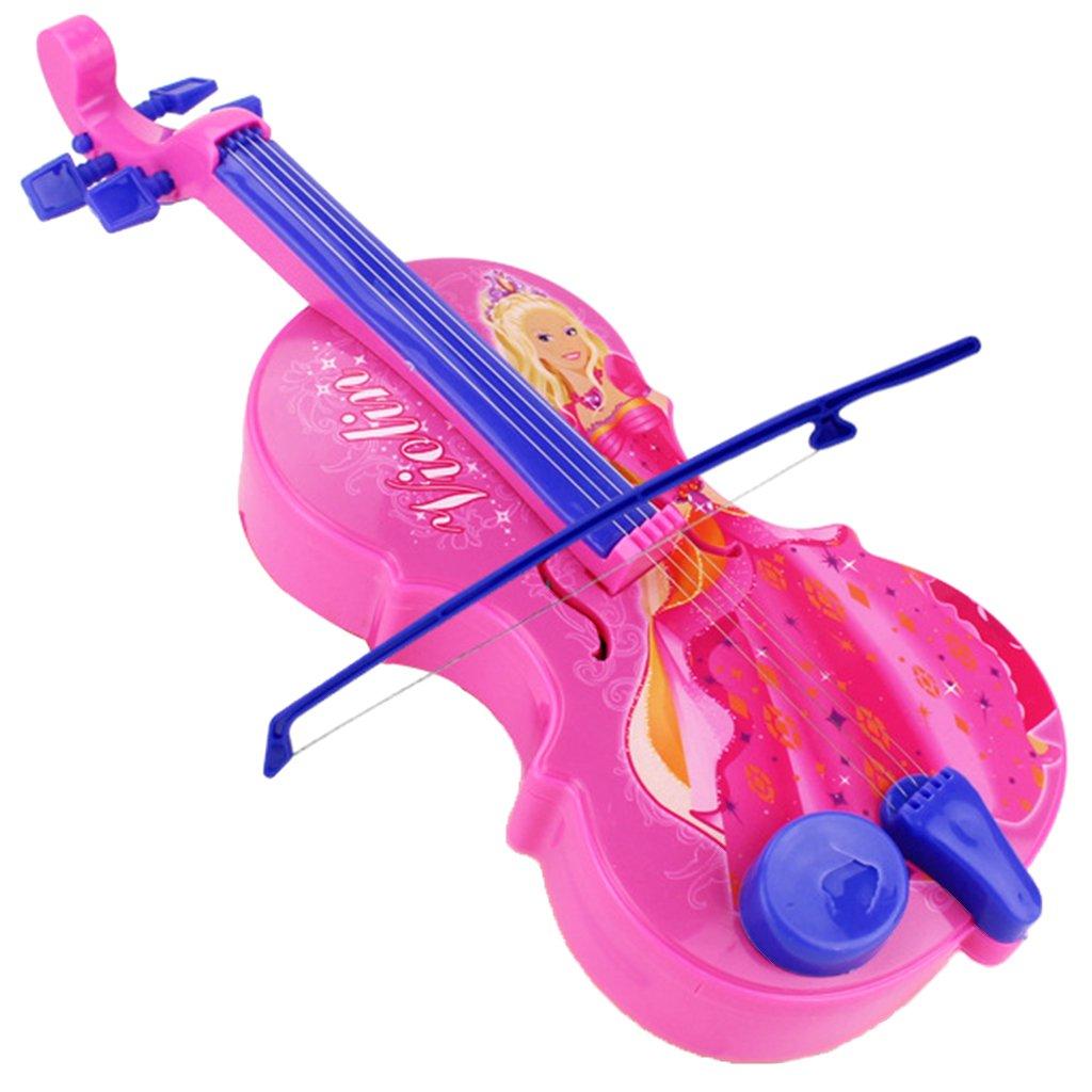 Baoblaze Enfants Musique Jouet Jouet Educatif Violon