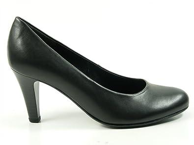 billig Gabor 55 210 Schuhe Damen Lack Pumps Weite F SsB5Cn3a