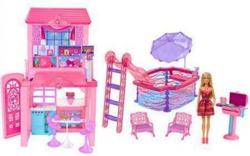 Barbie Ultimate Beach House Party!