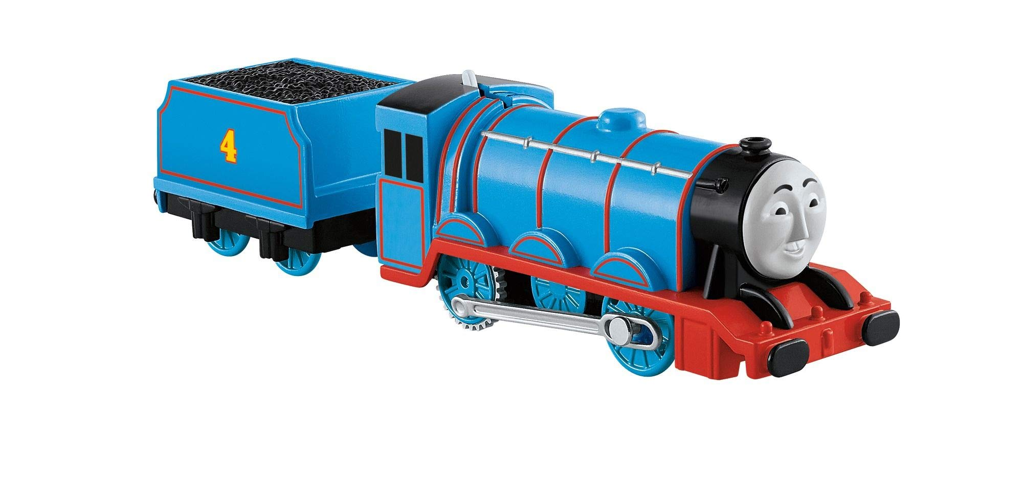 Fisher-Price Thomas & Friends TrackMaster, Motorized Gordon Engine by Thomas & Friends