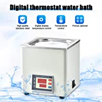 InLoveArts 3L Bain d'eau thermostatique chauffé de laboratoire