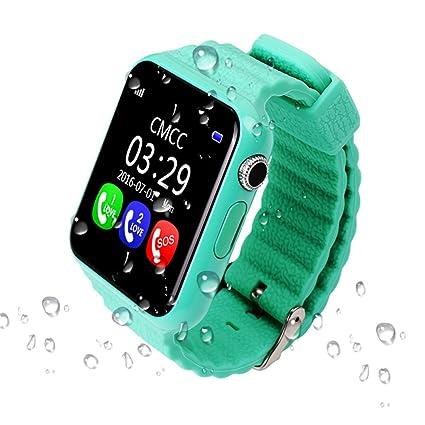 Amazon.com: Niños Smart Facebook Twitter reloj teléfono con ...