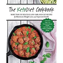 The KetoDiet Cookbook