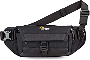 Lowepro LP37159-PWW m-Trekker HP 120 Waist Bag, Black