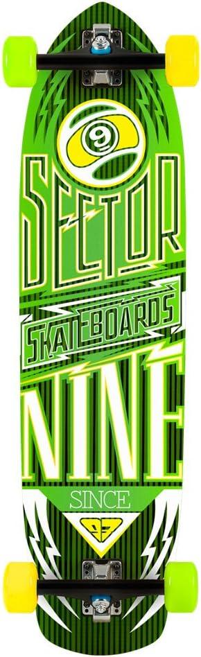 Sector 9 Carbon Flight Complete Skateboard