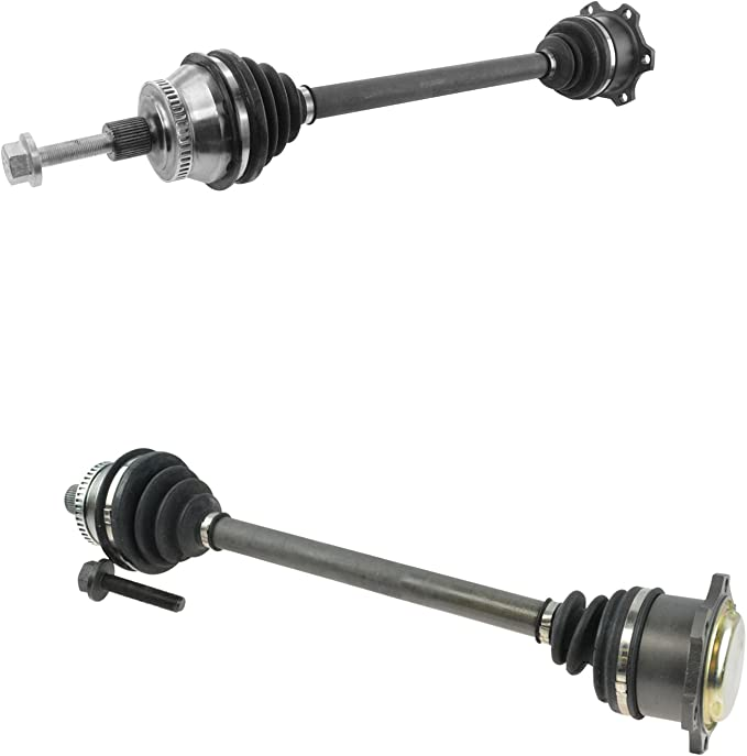 with Manual Transmission New 2316N Front Left CV Axle