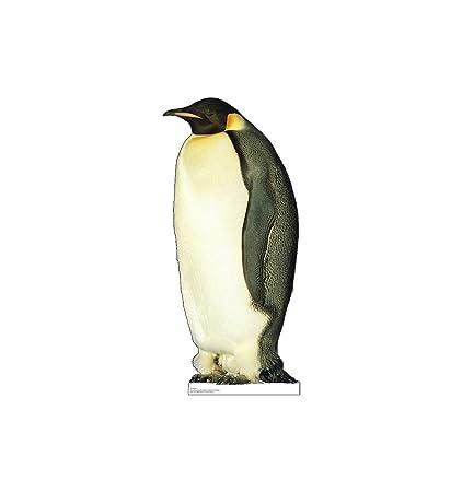 Advanced Graphics Penguin Life Size Cardboard Cutout Standup