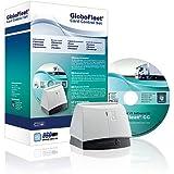 GloboFleet Card Control Set - Starterset zum auslesen und archivieren der Fahrerkarte, Chipkartenleser
