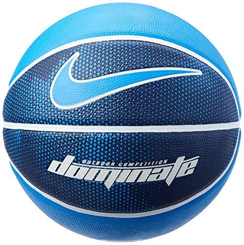 Bola de Basquete Dominate 8P Nike 7 Binary Blue/White