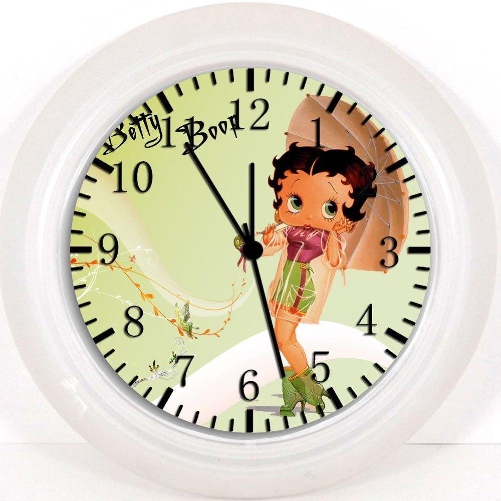 Amazon.com: New Betty Boop Wall Clock 10\