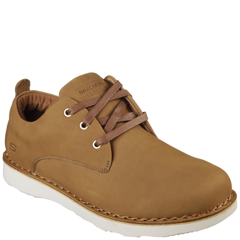 Skechers Lifestyle メンズ B075WVN5X5 10.5 D(M) US|Tan Canvas Tan Canvas 10.5 D(M) US