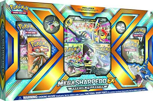 TCG BOX MEGA EX PIN BOX - - Pokemon Warehouse