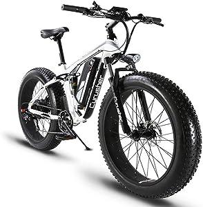Cyrusher XF800 750W Electric Bike
