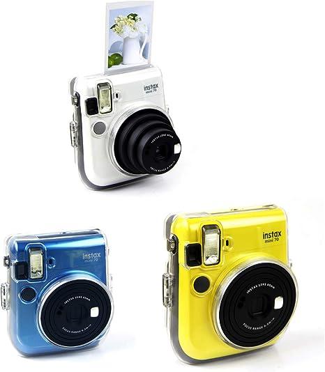 JXE - Kit de Accesorios 7 en 1 para cámara Fujifilm Instax Mini 70: Amazon.es: Electrónica