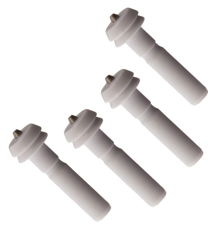 WB13K10014 AP3779012 1085568 GE Gas Range Oven Spark Electrode Igniter (4 Pack)
