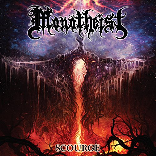 Monotheist - Scourge - CD - FLAC - 2018 - DeVOiD Download