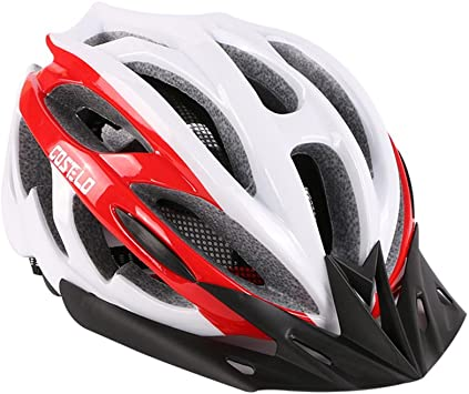 Sombrero extraíble Casco de la bici, casco de ciclo ajustable del ...