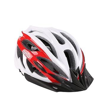 Sombrero extraíble Casco de la bici, casco de ciclo ajustable del deporte Cascos de la