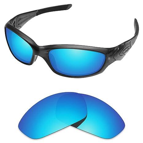 80e9f0a058 sunglasses restorer Lentes Polarizadas de Recambio Ice Blue para Oakley  Straight jacket 2.0: Amazon.es: Ropa y accesorios