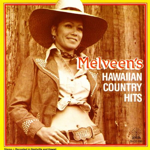 Melveen's Hawaiian Country Hits by Lehua Records