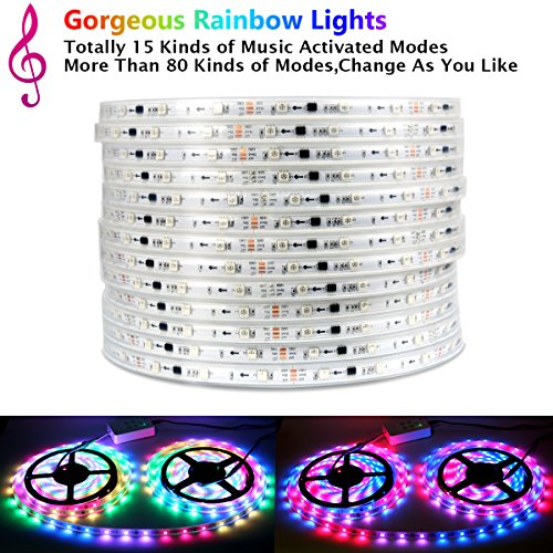 3 Color Led Rope Light - 7