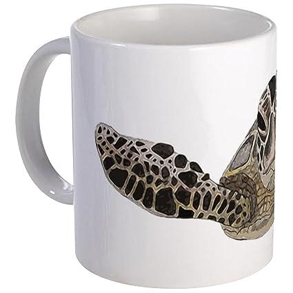 b877fa6528e Amazon.com: CafePress Sea Turtle Mug Unique Coffee Mug, Coffee Cup ...