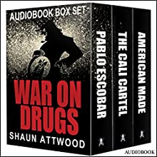 War on Drugs Box Set Audiobook by Shaun Attwood Narrated by full cast