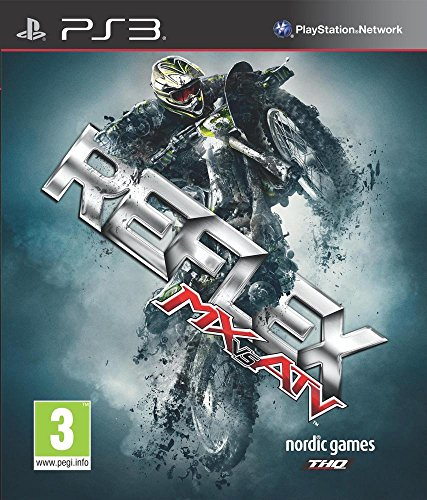 Price comparison product image MX VS ATV Reflex - Playstation 3