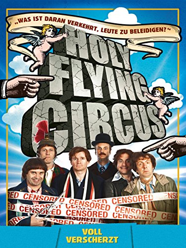Holy Flying Circus Film