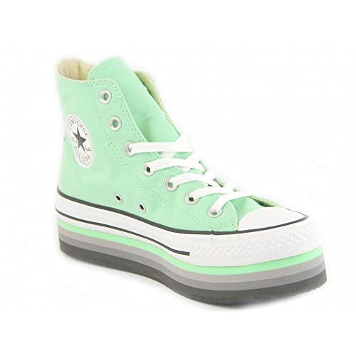 all star converse verde acqua